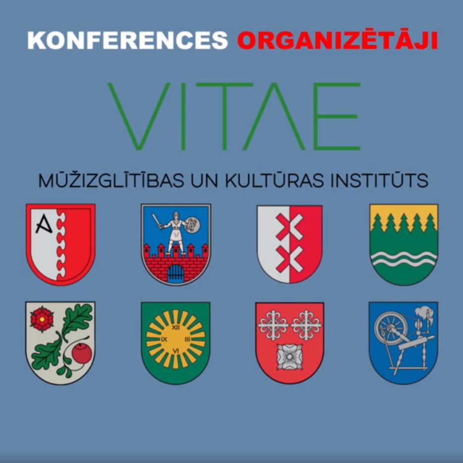 """Konferences """"Gandrīz ideāla skola 2019 – uzņēmība un uzņēmējspēja"""" video"""